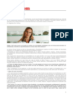 Psicología - Reportaje a Teresa Torralva - Neuróloga. 27-09-09