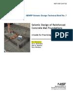 NEHRP Guidlines on Foundation Design