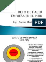 Sesion 02 Reto de Hacer Empresa en El Peru