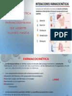 Farmacologia de Farmacodinamia