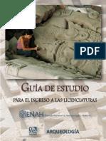 Ingreso ENAH Módulo Arqueología