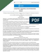 PROMULGACION LEY 27.437 - COMPRE ARGENTINO Y DP.pdf