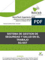 Diapositivas Induccion SST