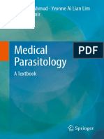 Rohela Mahmud, Yvonne Ai Lian Lim, Amirah Amir - Medical Parasitology_ a Textbook (2017, Springer International Publishing)