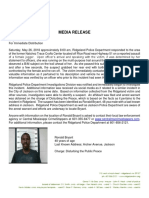 Ronald Bryant Release