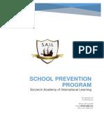 SAIL Prevention Program
