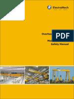 Electromech Crane OSM Manual