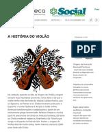 A História do Violão - Musiteca