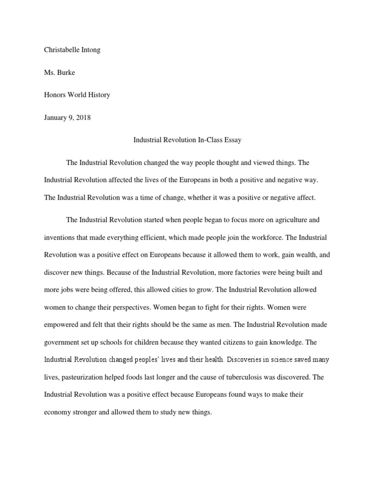 Paradise Lost Essay Questions  What Is Plagiarism Essay also Essay On Learning Industrial Revolution History Essay Essays On The Kite Runner