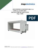 Manual Español Detector de Metales