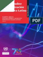 Estudios Financierización en América Latina by CEPAL (2018)