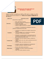 Propuesta de Tipologia de Medios Escritos.