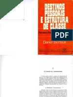 BERTAUX Daniel - Destinos Pessoais e Estrutura de Classe-CAP 2