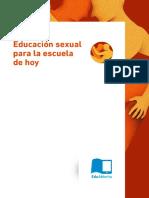 Desarrollo Psicosexual en La Infancia y La Adolescencia