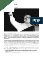 Allende. 43 Años Del Golpe en Chile