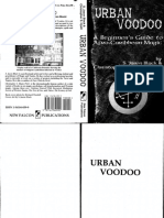 Hyatt & Black - Urban Voodoo - A Beginner's Guide to Afro-Caribbean Magic.pdf