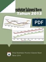 Profil Kesehatan Provinsi Sulawesi Barat Tahun 2013