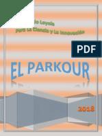 Tecnologia Parkour