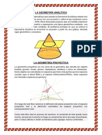 La Geometría Analítica
