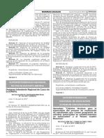 Aprueban Criterios Tecnicos Para La Supervision Del Proceso Resolucion n 021 2017 Suneducd 1543374 1