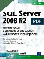 SQL Server 2008 R2 - Para Una Solución de Business Intelligence Categoría Servidores Aplicativos