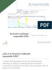 RSE - Inversión Socialmente Responsable