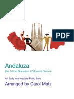 Andaluza Granados