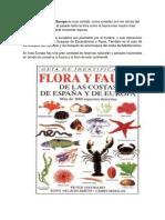 Flora y Faunas de Europa