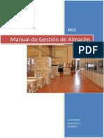 Manual de Gestic3b3n de Almacc3a9n