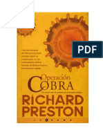 Operacion Cobra Richard Preston