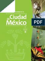 La biodiversidad en la ciudad de México Vol.2