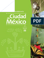 La biodiversidad en la ciudad de México vol3