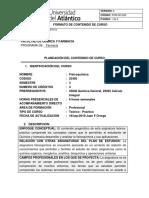 Syllabus 23405 Fisicoquimica (1)