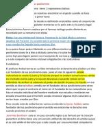El Positivismo Jurídico o Ius Positivism1