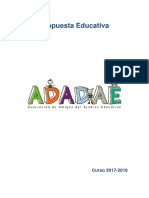 Ajedrez Educativo Curso 2017 2018