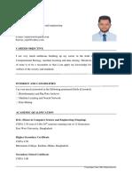 CurriculumVitae-MdGolamSarowar. (1)