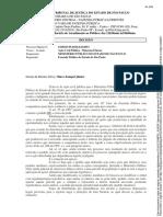 Decisão Na ACP Do Concurso Da PGE-SP