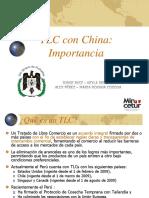 Importancia Tlc China 4