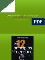 La Neurociencia en La Educación Libros