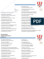 Inventario Kostick (Latinoamerica - Version r)