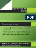 Fuerzas Policiales de Brasil