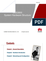 12 DBS3800 Hardware System Structure