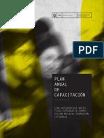 CATÁLOGO Plan de Capacitación 2018