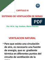 Cap. IV Sistemas Ventilacion Minas Vent. Natural