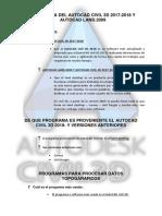 Autocad Civil 3d 2018 Avanzado