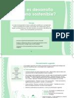 b Modulo Desarrollo Humano Sostenible
