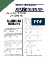 4to Examen (GRUPO B)