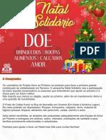 Apresentação Campanha - Natal Solidário (1)