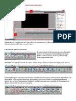 Editarea Materialelor Video În Programul de Lucru VSDC Video Editor 01 1