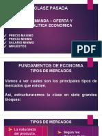 Economia Clase 6